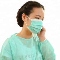 3ply Non-woven Fabric Disposable Medical Face Mask thumbnail image