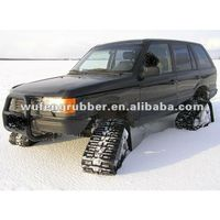 Car vehicle tracking systems rubber track