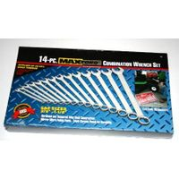 14PC MAXTORQ COMB WRENCH-SAE