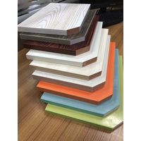 WPC board PVC board Laminated board for furniture and cabinet making