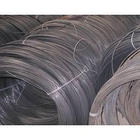 we manufacture and supply high quality black iron steel wire thumbnail image