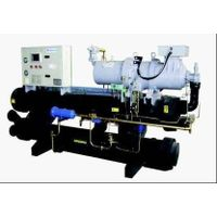 Flooded water/ground source heat pump unit thumbnail image