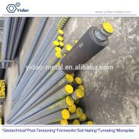 High strength nut for PT bar,screw threaded steel bar,steel rebar