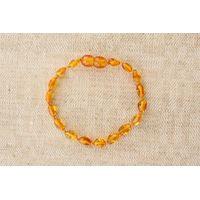 Baltic amber baby teething bracelets