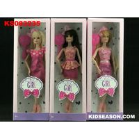 KIDSEASON 11 inch movable jointed action fashion dolls