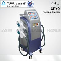 Portable cryolipolysis cryo therapy slimming machine