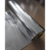 silver color reflective attic radiant shield