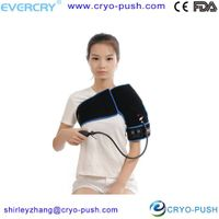 EVERCRYO china supplier medical devices shoulder cold gel wrap for shoulder ice treatment with compr thumbnail image