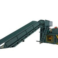 JH-1250 factory price good quality paper hydraulic compactor baler thumbnail image