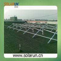 flat roof solar mounting bracket (Solarun Solar)