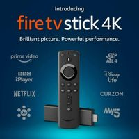 Amazon Fire TV Stick 4K & Alexa Voice Remote Streaming