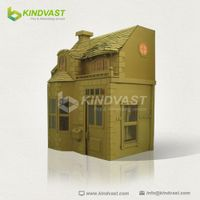 Kids Cardboard play house for sale