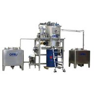 ASC-150 solvent recycling system / plant for recovery of dirty solvents