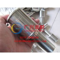 Stainless Steel water treatment strainer nozzles thumbnail image