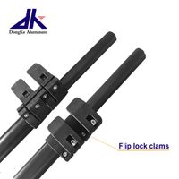 Adjustable Aluminum Telescopic Pole