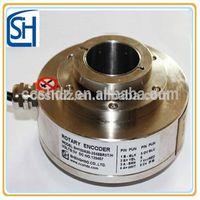 hollow rotary shaft encoder /photoelectric encoder SH-100F