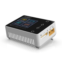 ToolkitRC M6 150w 10A 1-6s Color Screen Multi-function Micro Pocket charger and Diagnostics tool kit