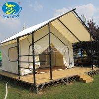 High Commercial hotel tent