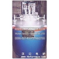 Pre-Pumped Vacuum and Protective Atmosphere Electric Furnace