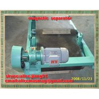 RCYC series  Crossblet Magnetic Separator for  iron ore