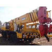 Used TADANO crane TG-1200M from Japan