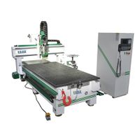wood furniture processing cnc router machine