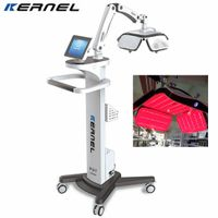KN-8000A 650nm red light LD low level laser Hair Loss therapy hair regrowth machine