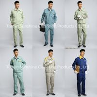 OEM Service Available Construction Worker Uniforms