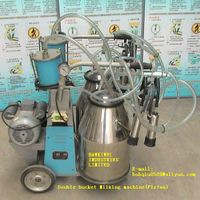 milking machine for cow/goat/sheep thumbnail image