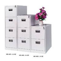 4 drawers filing cabinet, vertical file thumbnail image