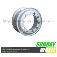 Industrial Multipiece Forklift Wheel Rim
