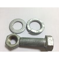 ASTM A325 Assemble Bolts, Nuts and Washers