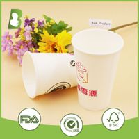 wholesale single wall paper cup