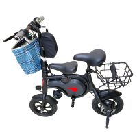 Electric Bike, popular Aluminum Alloy Frame Light Folding Electric Bicycle