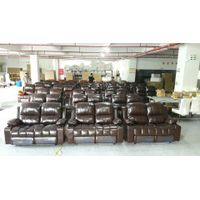 China Home theater sofa with electric recliners for supply