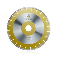 350mm Diamond Saw Blade for Hard Stone Very Sharp