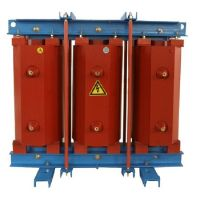 Cksc Three Phase High Medium Voltage HV MV Resin Insulation Dry Type Iron Core Series Wound Reactor thumbnail image