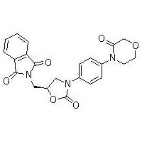 2-[[(5S)-2-Oxo-3-[4-(3-oxo-4-morpholinyl)phenyl]-5-oxazolidinyl]methyl]-1H-isoindole-1,3(2H)-dione