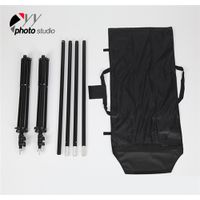 Durable Photo Studio BackdropSupport System 2m(H) x 3m(W) YS501