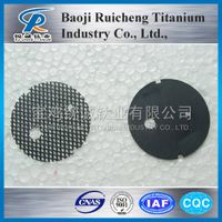 High Quality Factory Professional Ruthenium-series Coated Titanium Anodes