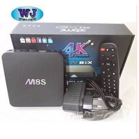 M8S Android TV Box 2G/8G Dual band 2.4G/5G wifi Android 4.4