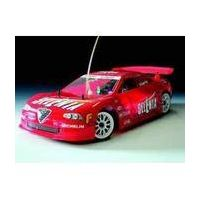 Electronic Racing Car With Double Electromagnetic Orbit