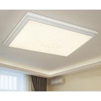 Led rectangular modern simple bedroom room light thumbnail image