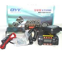 Mini car radio QYT KT-8900 136-174/400-480MHz dual band mobile transicever walkie talkie KT8900 thumbnail image
