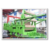 Pinch roll for paper making machinery