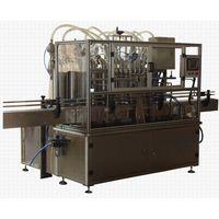 Lubricants Oil Filling Machine