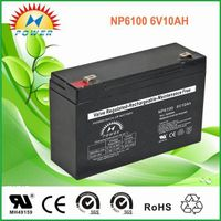 lead acid /sealed /ups/solar/ battery6V10Ah