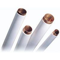 PE-coated copper tube