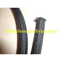 cotton over braided fuel hose