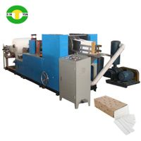 Automatic High Speed C Fold Hand Paper Towel Machine thumbnail image
